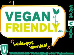 Vegan Friendly Ledenvoordeel